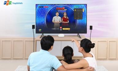 Truyền hình FPT tung trò chơi tương tác mới 'Chơi hay chia'